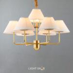 Люстра Towner 7 ламп