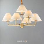 Люстра Towner 9 ламп