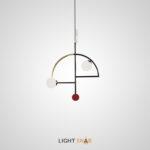 Дизайнерский подвесной светильник Tricky модель A