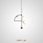 Дизайнерский подвесной светильник Tricky модель B