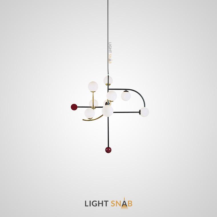 Дизайнерский подвесной светильник Tricky модель C