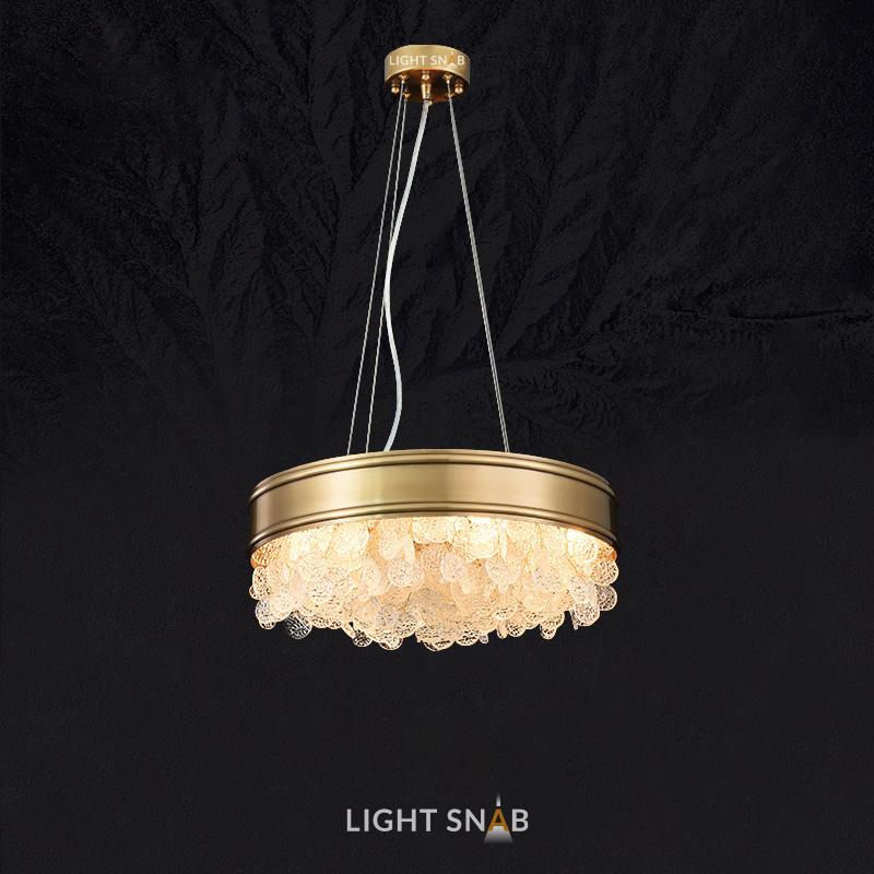 Дизайнерская люстра Verona 12 ламп. Тип B