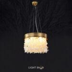 Дизайнерская люстра Verona 6 ламп. Тип B