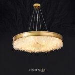 Дизайнерская люстра Verona 10 ламп. Тип A