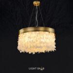 Дизайнерская люстра Verona 10 ламп. Тип B