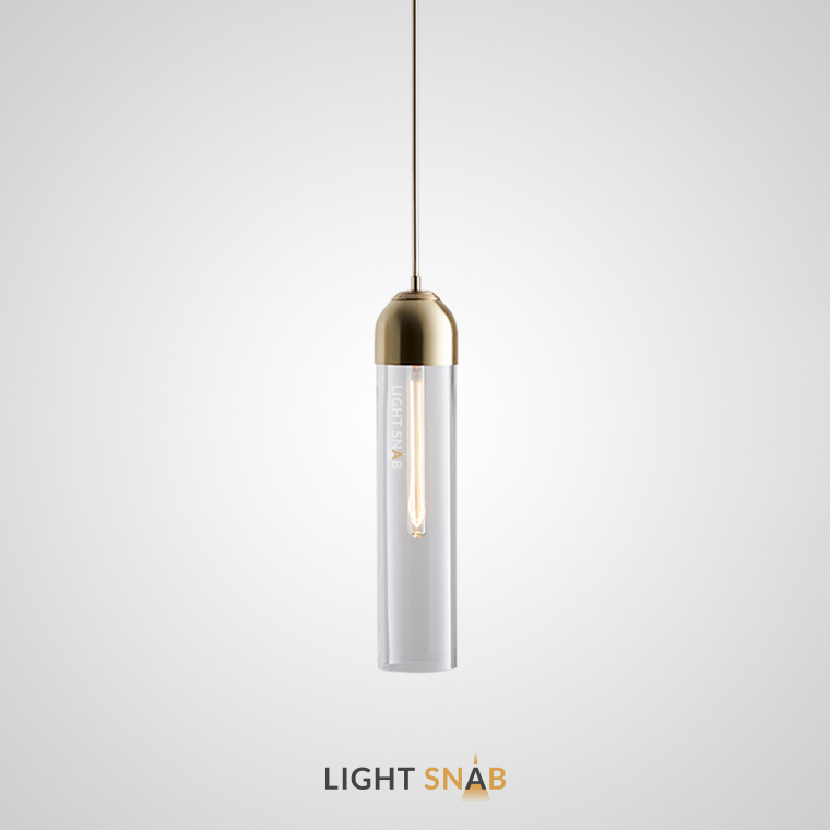 Подвесной светильник Vian B цвет прозрачный